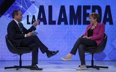 Celia Villalobos: «No tengo interés en jubilarme; si el PP no quiere que siga haré otra cosa, pero no calceta»