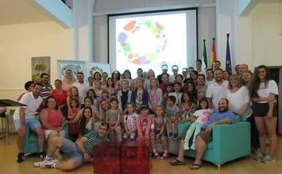 Familias malagueñas reciben a niños bielorrusos de las zonas afectadas por el desastre nuclear de Chernóbil