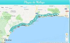 SUR te ofrece este verano toda la información de última hora sobre el estado de tus playas preferidas en infoPlayas