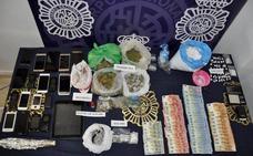 Seis detenidos acusados de vender marihuana, hachís y cocaína en zonas de ocio de Benalmádena