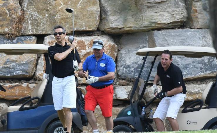 Así ha transcurrido la segunda prueba del Costa del Golf Tour en Cabopino