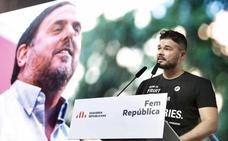Junqueras: «Los discursos nacionalistas excluyentes son el camino más rápido al autonomismo»