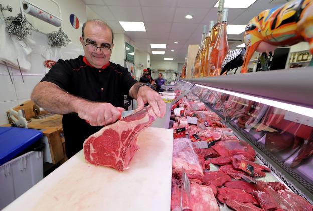 Veganos contra carniceros en Francia