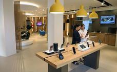 Así es la Family Store de Caixabank en la calle Larios