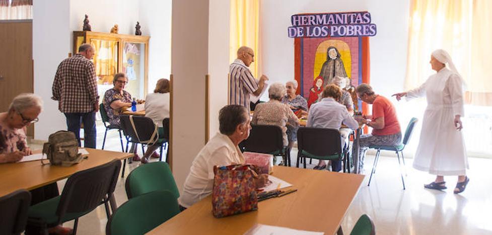 Las Hermanitas de los Pobres logran reunir fondos para reformar su viejo edificio en Málaga capital