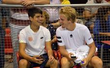 Davidovich gana el Open de Málaga de Tenis al superar a Carlos Alcaraz