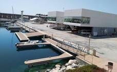 Terminan las obras del primer edificio del puerto deportivo del Club Mediterráneo