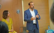 Elio Cabanés defiende en Málaga un proyecto para el PP basado en potenciar la figura del afiliado