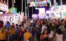 La feria de Las Lagunas reúne a 20.000 personas en cuatro días de fiestas y conciertos