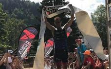 Rubén Ruzafa consigue su quinta victoria consecutiva en el XTerra Francia