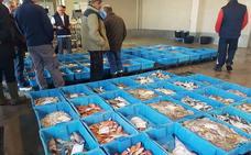 La flota pesquera salva el primer semestre con menos capturas, pero más facturación