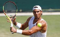 Nadal, a gobernar Wimbledon ocho años después