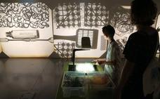 Esta exposición del Pompidou se puede ver y tocar