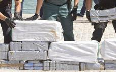 El 'velero de la coca' llega hoy a Cádiz con 1.500 kilos de droga a bordo