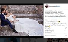 Bisbal se casa con Rosanna Zanetti