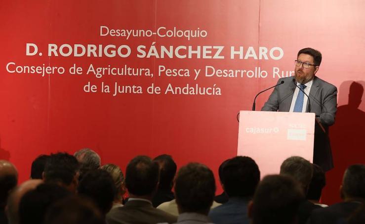 Así fue el Desayuno-Coloquio con Rodrigo Sánche Haro