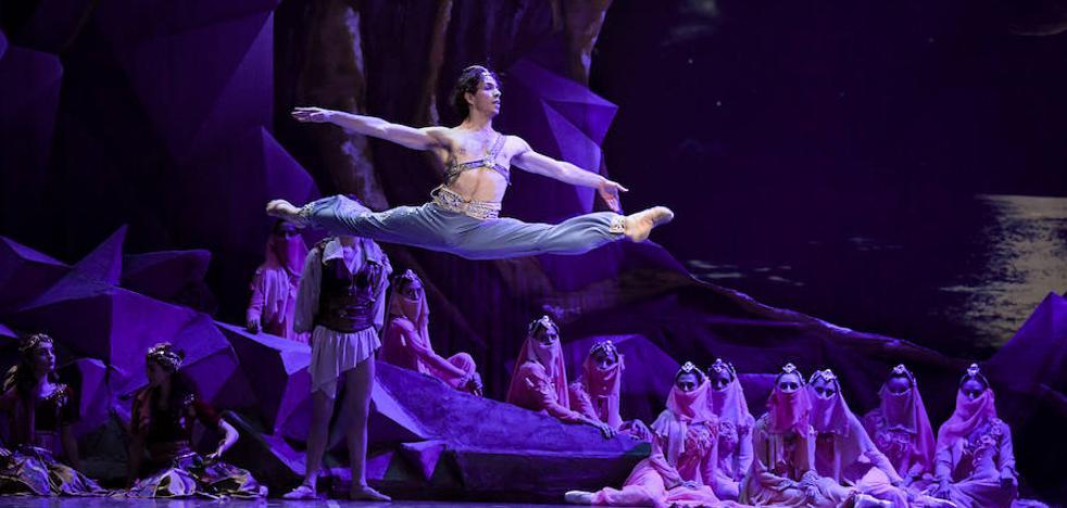 Ciro Tamayo, un bailarín malagueño de altos vuelos