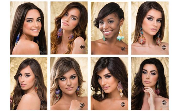 Estas son las 35 candidatas a Miss Mundo Málaga