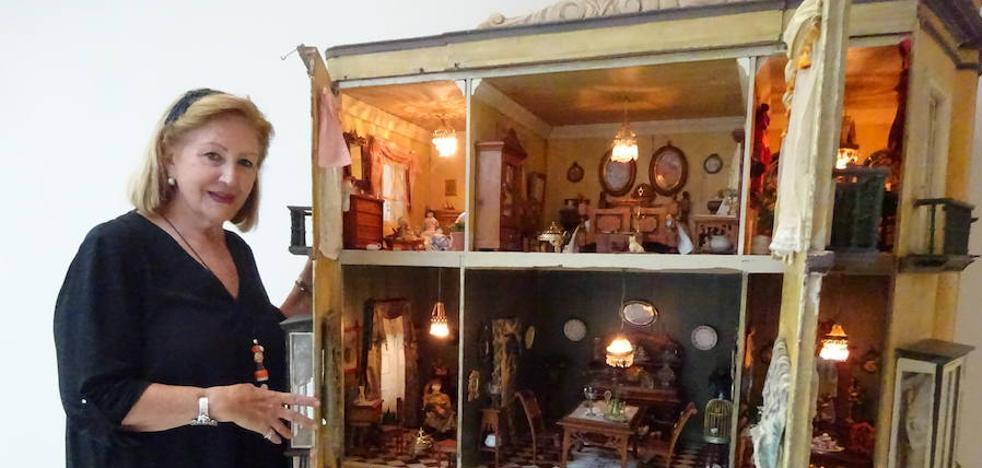 Las muñecas encuentran casa en Benalmádena