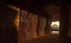 Datan pinturas rupestres de los dólmenes de Antequera en el IV milenio a.C.