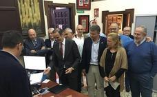La Agrupación de Cofradías de Málaga dedica un equipo a la reforma del recorrido oficial