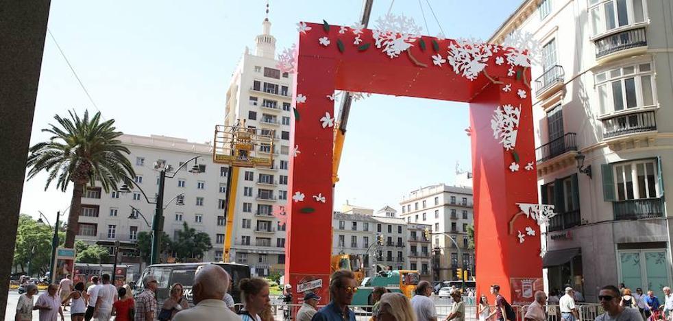 Los hosteleros piden mejorar la entrada de la feria del Centro y ampliar el horario