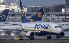 Los tripulantes de cabina de Ryanair convocan huelga para los próximos días 25 y 26 de julio