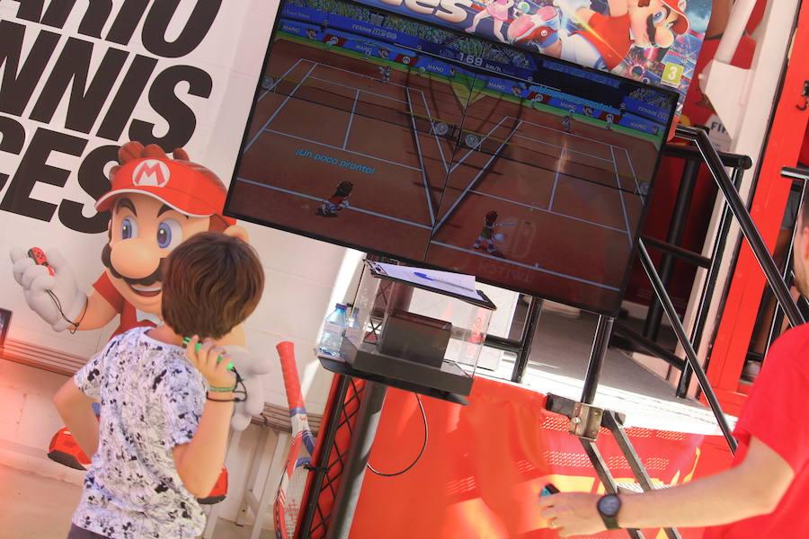 Videojuegos para mover el cuerpo