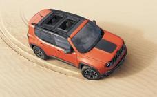 El Jeep Renegade llegará en septiembre con más conectividad y funcionalidad