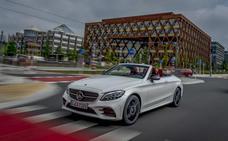 Mercedes-Benz incorpora nuevos motores y elementos de seguridad al Clase C