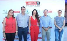 Presentación del 'spot' de La Vuelta a España