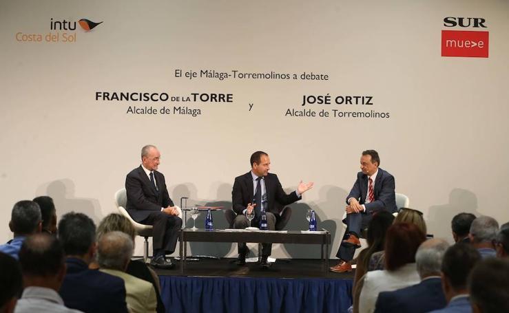 El eje Málaga-Torremolinos, a debate en Foro SUR