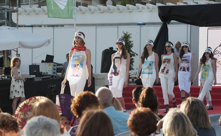 Así ha sido Málaga Summer: la innovadora pasarela de moda española a pie de playa