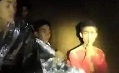 Adul Sam-on, el niño apátrida portavoz de los pequeños atrapados en la cueva de Tailandia
