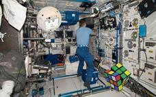 Así es CIMON, la primera inteligencia artificial que vuela al espacio