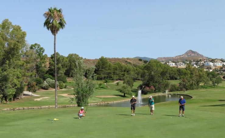 El Costa del Golf Tour recala en Estepona