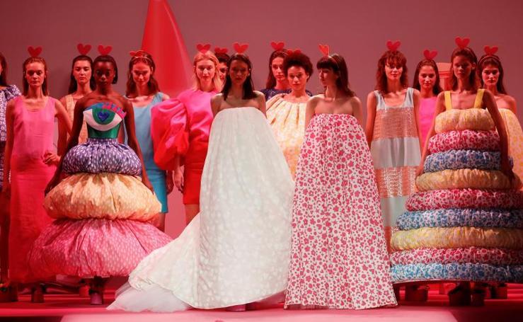 Ágatha Ruiz de la Prada abre una colorida edición de MBFWMadrid