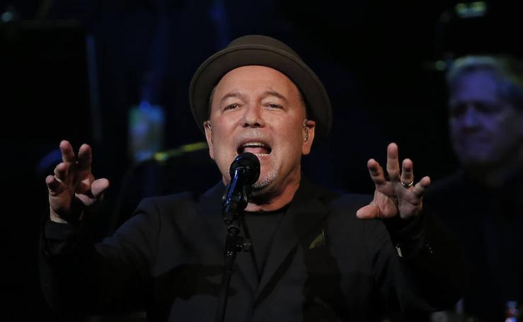 Rubén Blades regresa dos décadas después a Málaga