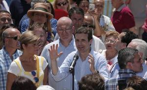Casado, a la conquista de Andalucía con el aval 'cospedalista'