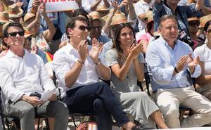 Rivera carga contra el nacionalismo «insaciable»