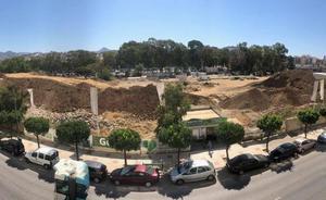 El PSOE de Málaga pide un mayor control sobre la contaminación atmosférica de las obras y una nueva ordenanza que regule su gestión
