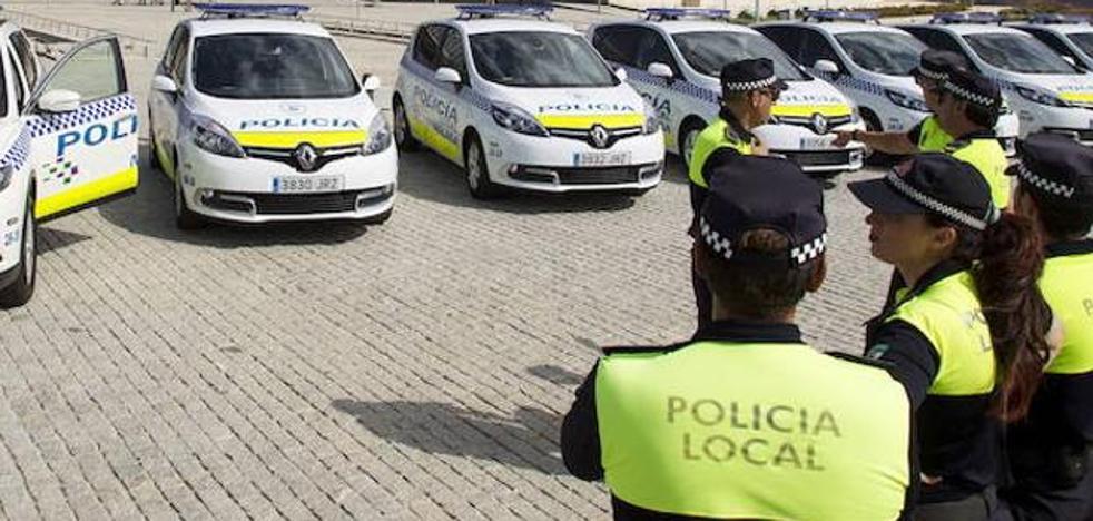 El examen teórico para la Policía Local deja fuera a 707 de los 837 aspirantes en Málaga