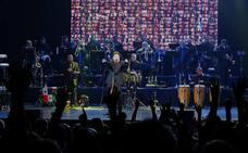 Rubén Blades exprime el salseo a lo grande en una noche histórica en el Terral