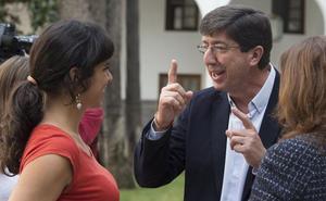 Arrancan las primarias en Podemos y Cs para las candidaturas a la Junta