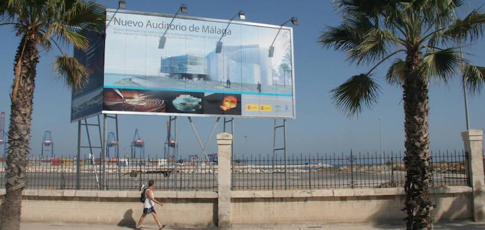 La movilización ciudadana en Málaga por el Auditorio gana músculo
