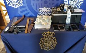 Siete detenidos acusados de falsificar billetes de 20 euros y distribuirlos por Málaga