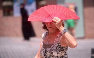 Meteorología activa para mañana el primer aviso por terral fuerte en Málaga