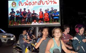 Euforia en Tailandia al completarse con éxito el rescate en la cueva de Tham Luang