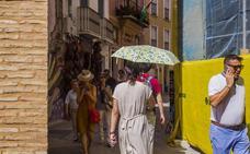Málaga, en alerta amarilla por altas temperaturas