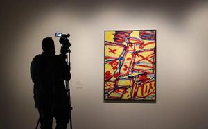 El Pompidou de Málaga recibe a Jean Dubuffet, el bruto tierno